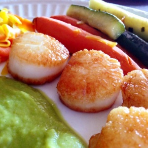 Scallops may very well be the perfect food.